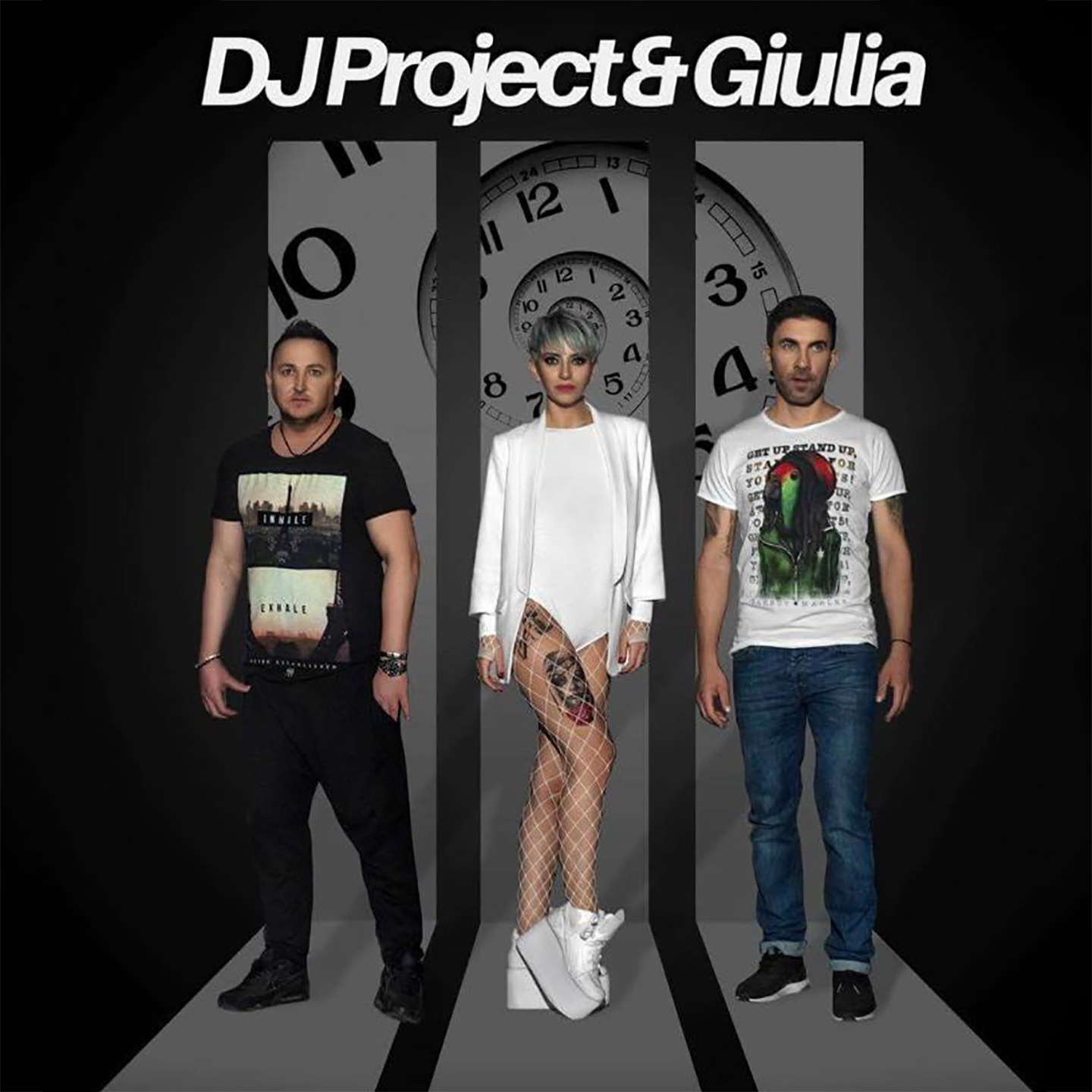 dj project cover