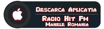 Aplicatie Apple Ios Radio HiT FM Manele Romania
