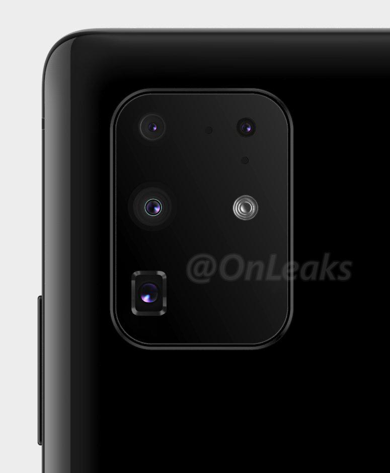 Samsung Galaxy S11 Plus Camera Foto