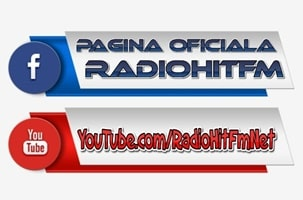 Facebook Youtube Radio HiT FM Romania