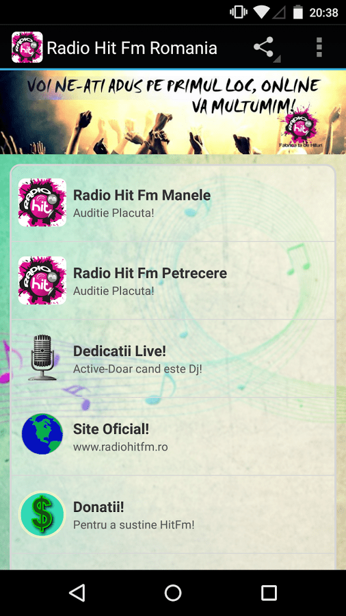 Radio HiT Android