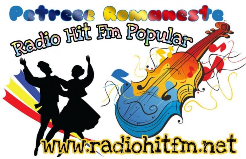 Radio HiT FM Popular : Muzica Populara de Petrecere On-line si Live direct din Aplicatie