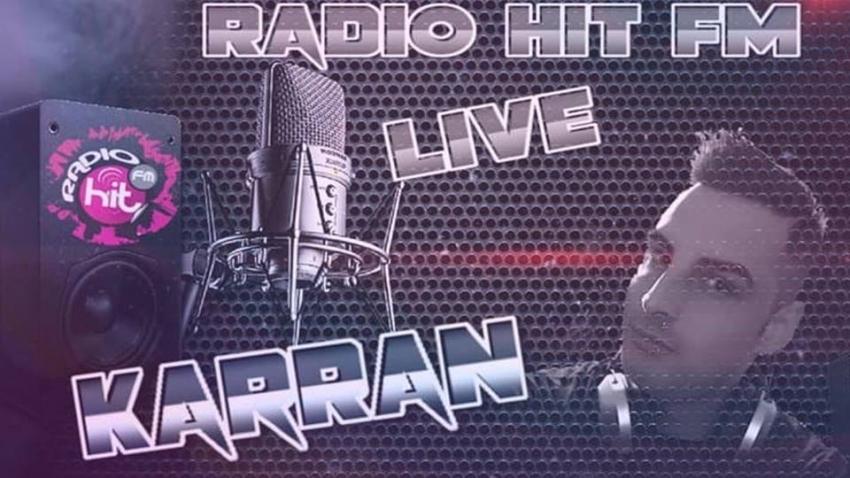 KarRan Live pe HiTFM Romania