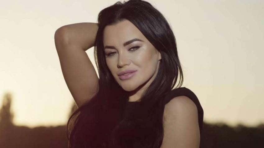 Carmen de la Salciua - O farama de iubire, Videoclip Nou