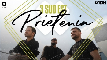 Videoclip oficial: 3 Sud Est - Prietenia