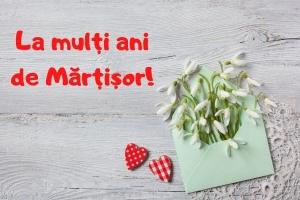 Mesaje si urari de 1 Martie. Cele mai frumoase urări de Mărțișor pentru fete, iubita, sotie si mama