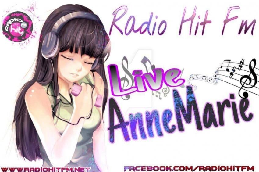 Anne Marie - Moderator Online HiTFM