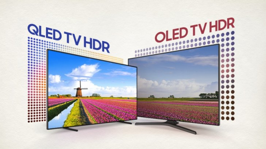 DESPRE TELEVIZOARE: QLED VS OLED (diferente)