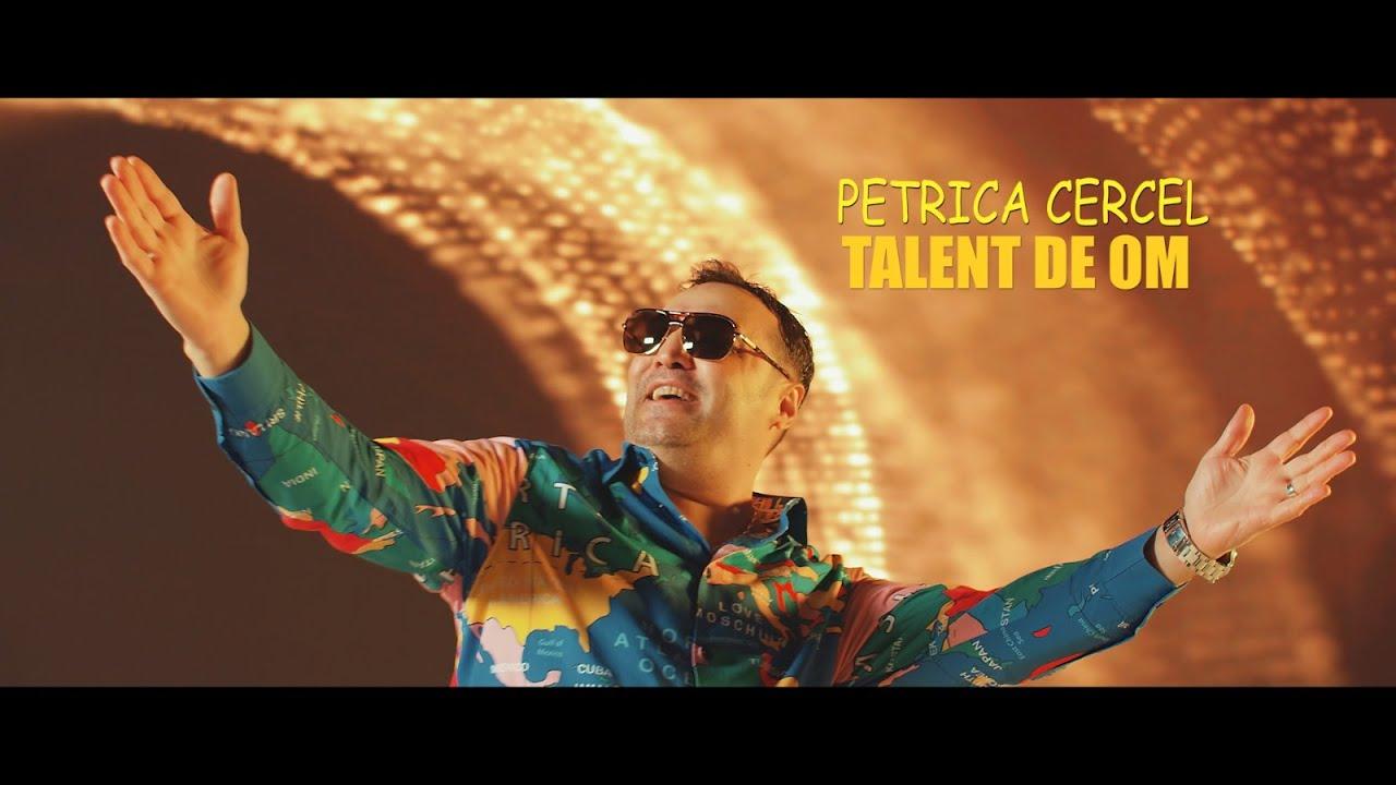Petrica Cercel - Talent De Om 2021 - Videoclip nou