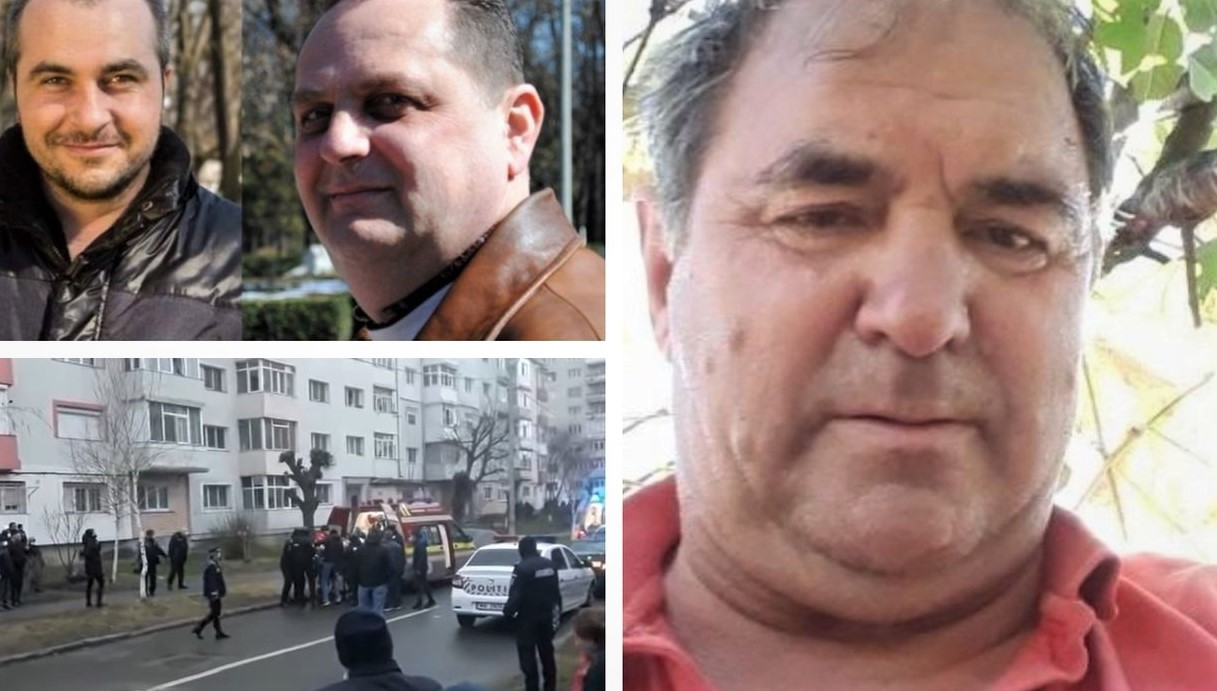 Criminalul din Onesti Gheorghe Morosan a ucis doi muncitori