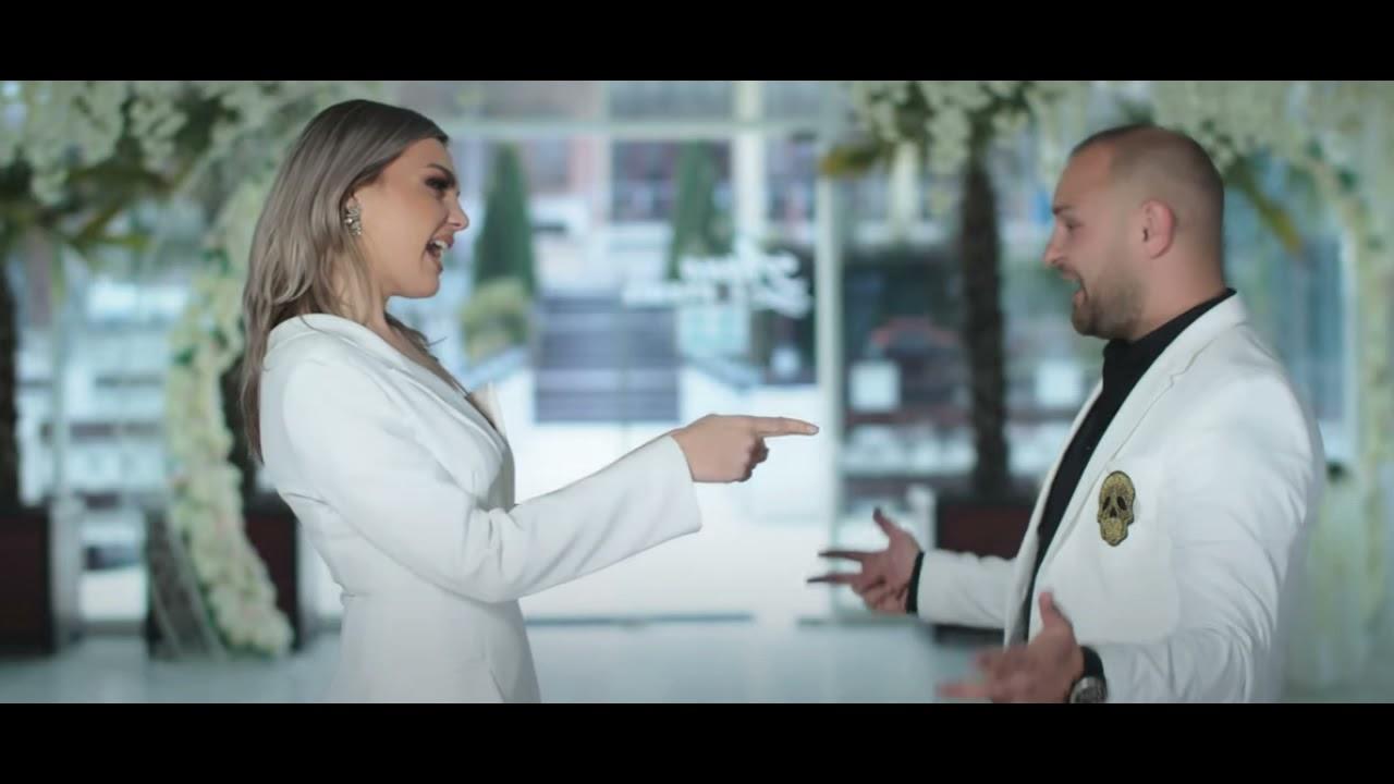 Lavinia Negrea & Ionut Trandafir - Te astept la o cafea  (Oficial Video Manele Noi)