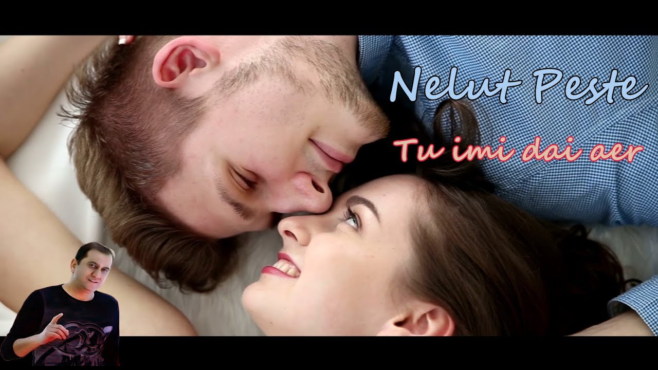 NELUT PESTE - TU IMI DAI AER - Videoclip Manele noi 2021