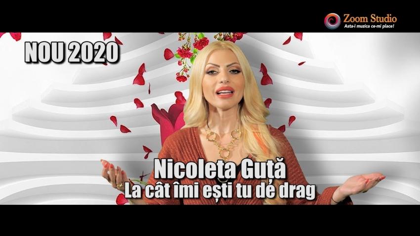 HiT NICOLETA GUTA - LA CAT IMI ESTI TU DE DRAG - Videoclipuri Manele Noi