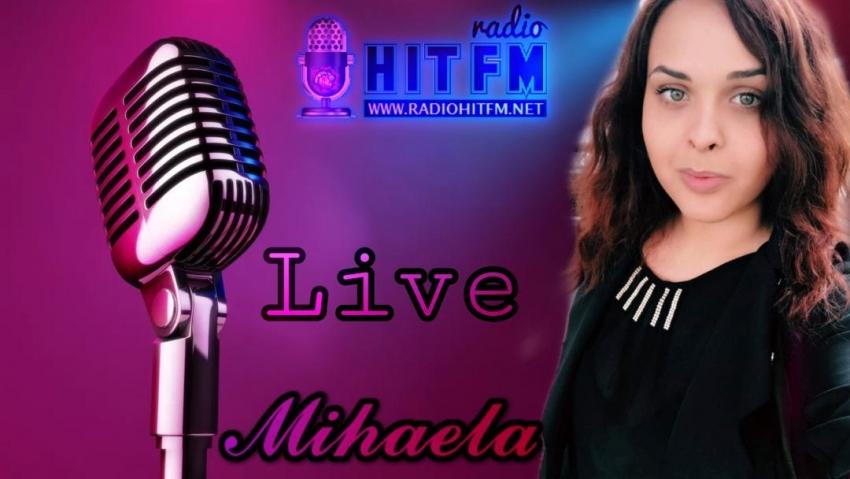 MihaEla HiT Live pe HiTFM Romania
