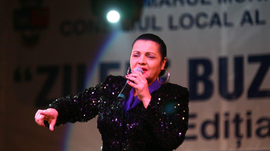 Cornelia Catangă, cântăreața de muzică lăutărească, a murit