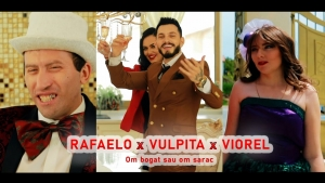 Rafaelo cu Vulpita si Viorel - Om Bogat sau om Sarac Video Manele HiTFM